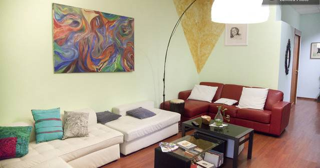 Make cheap reservations at a hostel like New Hostel Florence