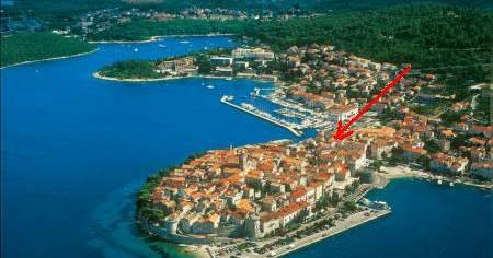 hostel reservations in Korcula