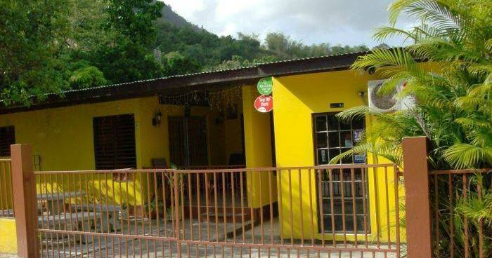 hostel reservations in Petit Valley